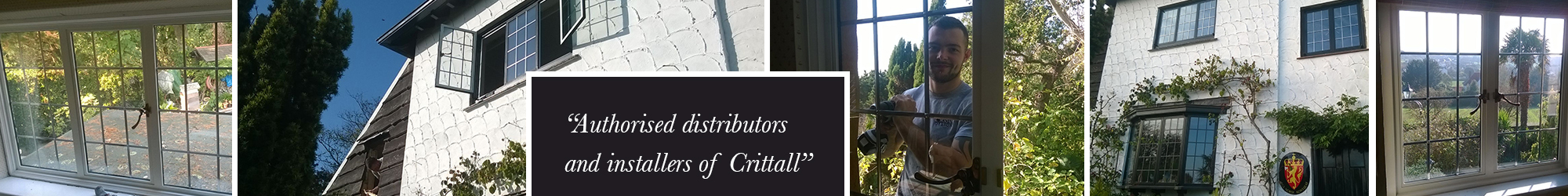 Crittall Window Fitters