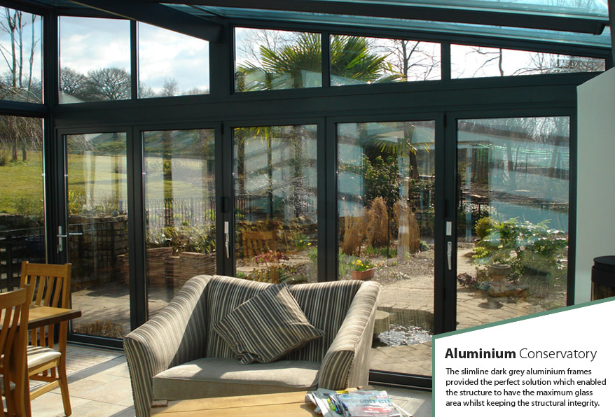 Aluminium Conservatories Devon