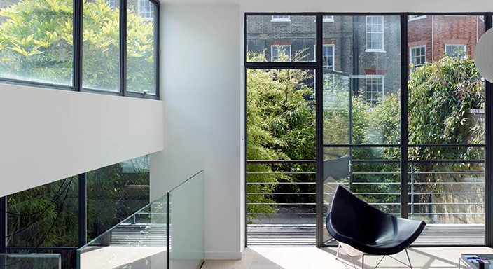 Crittal Window Installation