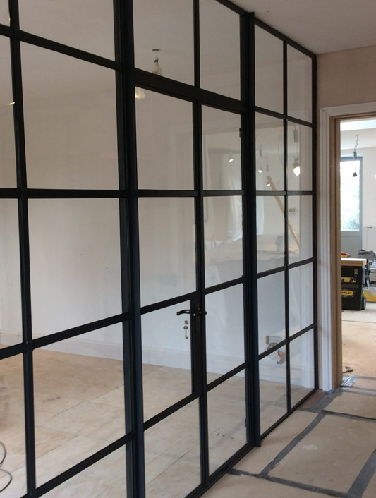 Internal Crittall Screens