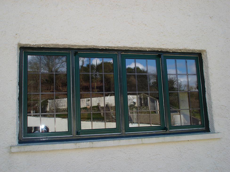 Crittall Window Installation