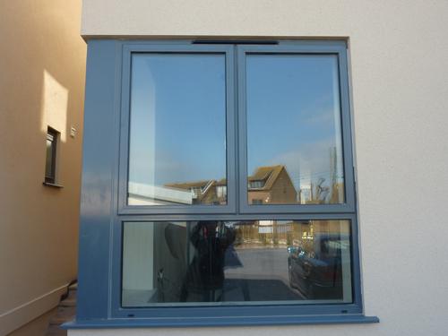 Anodised Aluminium Windows