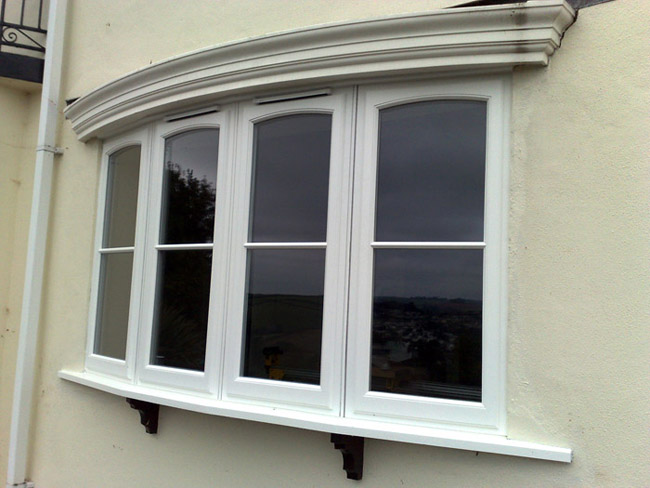 Totnes Hardwood Windows