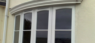 Wood Bay Windows