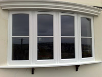 Timber Window Installation