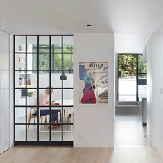 Crittall Window Fitter
